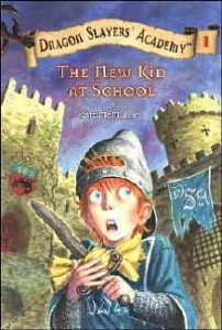 Dragon Slayers' Academy  Book 1: The New Kid At School