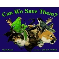 Can We Save Them? Endangered Species of North America