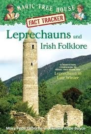 Magic Tree House Fact Tracker: Leprechauns and Irish Folklore