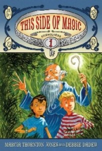 Keyholders, Book 1:  This Side of Magic