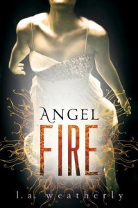Angel Fire (Angel Burn, Book 2)