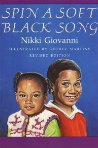Spin a Soft Black Song   Poems for Children