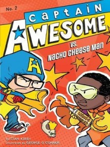 Captain Awesome vs Nacho Cheese Man (Book 2)