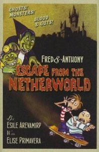 Fred and Anthony Escape From the Netherworld