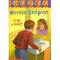 Marvin Redpost Series, Book 3: Is He A Girl?