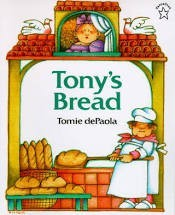 's bread   tomie depaola