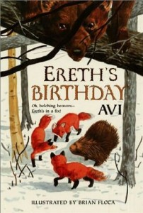 Dimwood Forest Chronicles, Book 5:  Ereth's Birthday
