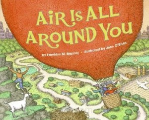 Let's Read and Find Out Science: Air Is All Around You, Stage 1