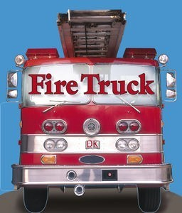 Fire Truck (Shaped Board Books)