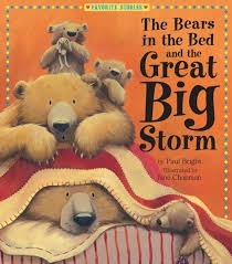 bears in the bed and the great big storm