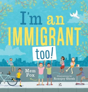 I'm An Immigrant Too