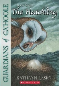 Guardians of Ga'hoole, Book  7:  The Hatchling