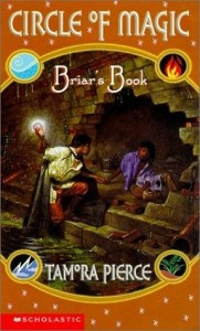 Circle of Magic Quartet, Book 4:   Briar's Book