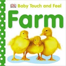DK baby touch and feel farm