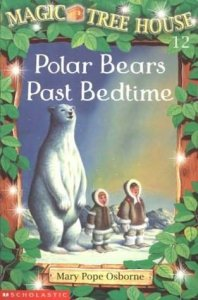 Magic Tree House Series, Book 12: Polar Bears Past Bedtime