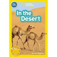 national geographic readers in the desert
