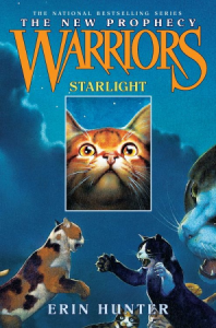 Warriors, The New Prophecy #4:  Starlight