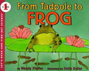 Let's Read and Find Out Science: From Tadpole To Frog,  Stage 1