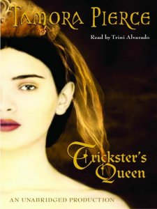 Daughter of the Lioness, Book 2:  Trickster's Queen