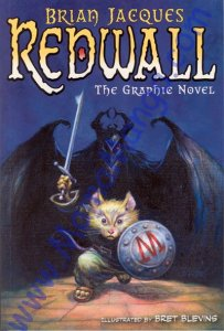 Redwall;  The Graphic Novel