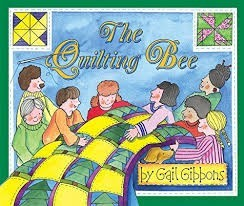 quilting bee gail gibbons