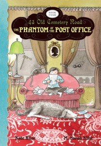 Phantom of the Post Office  (43 Old Cemetery Road, Book Four)