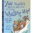 You Wouldn't Want To Sail on a 19th Century Whaling Ship! Grisly Tasks You'd Rather Not Do