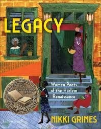 legacy by nikki grimes