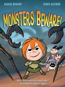 Monsters Beware  (Chronicles of Claudette, Book 3)