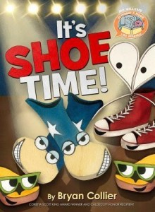 Elephant and Piggie Like Reading, Book 4! It's Shoe Time!