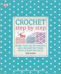 dk crochet the complete step by step