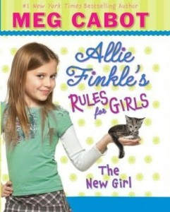 New Girl (Allie Finkle's Rules for Girls, Book 2)
