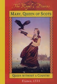 royal diary mary queen of scots lasky