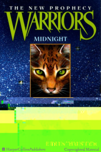 Warriors  The New Prophecy, #1:  Midnight