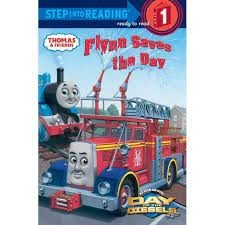 flynn saves the day step into reading 1
