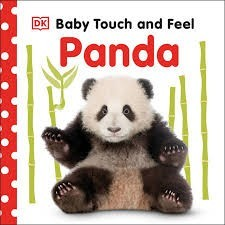 DK touch and feel panda