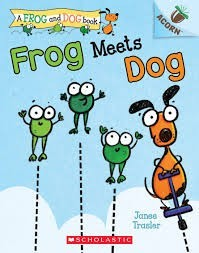 =frog meets dog