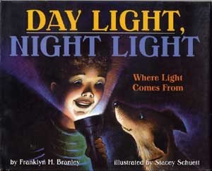 Let's Read and Find Out Science: Day Light, Night Light: Where Light Comes From, Stage 2