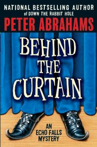An Echo Falls Mystery: Behind the Curtain