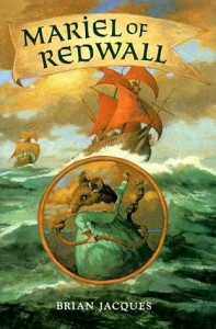 Redwall,  Book 4:  Mariel of Redwall