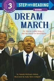 step into reading dream march