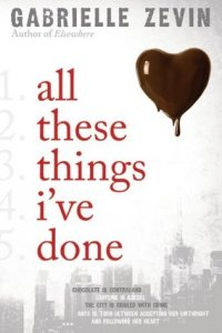 All These Things I've Done   (Birthright series)