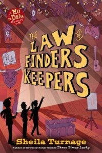 Mo and Dale Mysteries, Book 4:    Law of Finders Keepers
