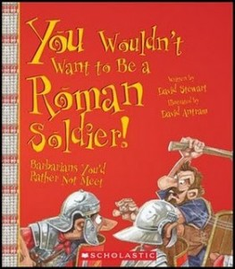 You Wouldn't Want To Be A Roman Soldier! Barbarians You'd Rather Not Meet