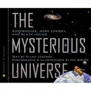 The Mysterious Universe:  Supernovae, Dark Energy and Black Holes  (Scientists in the Field)