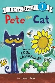 pete the cat and the cool caterpillar i can read