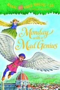 Magic Tree House Series, Book 38: Monday with a Mad Genius