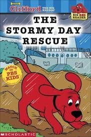 clifford stormy day rescue