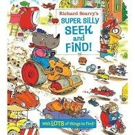 's super silly seek and find