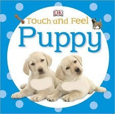 DK touch and feel puppy